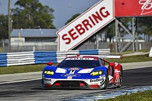 IMSA Ultime notizie Tre Ford GT della Chip Ganassi Racing alla 12h di Sebring