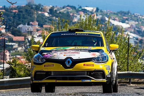 Il Rally Targa Florio 3° appuntamento 2017 per il Trofeo Clio R3T