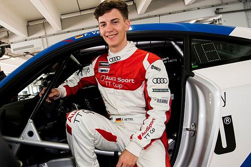 Hermano de Sebastian Vettel se prueba en GT3