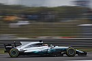 """【F1】ハミルトン、ホイールベースの""""長さ""""の影響に「興味深い」"""