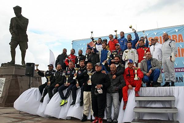 Ralli Yarış raporu Kocatepe'ye tırmandılar