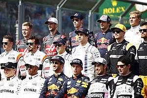 Overzicht: Wie rijdt waar tijdens het Formule 1-seizoen 2018?