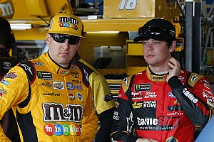 NASCAR Cup Breaking news Erik Jones has high hopes for first Cup season with JGR