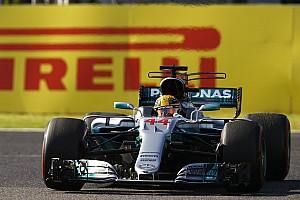 مرسيدس تعتمد مقاربة عدائية مع الإطارات لسباق المكسيك