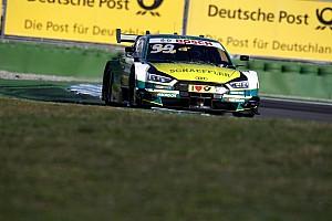 DTM Verslag vrije training DTM Hockenheim: Rockenfeller topt derde training