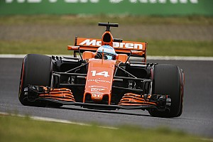 Alonso reprimanded for ignoring blue flags