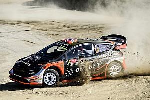 WRC Отчет о секции Остберг и Невилль захватили лидерство в Ралли Португалия