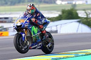MotoGP Crónica de Clasificación Viñales logra la pole y Rossi largará segundo en Francia