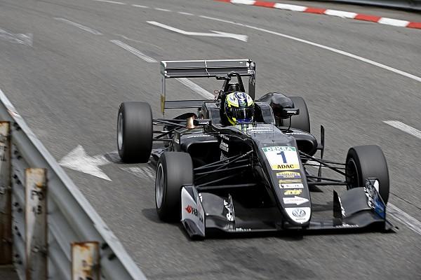 Евро Ф3 Отчет о гонке Эрикссон выиграл первую гонку Евро Ф3 в По