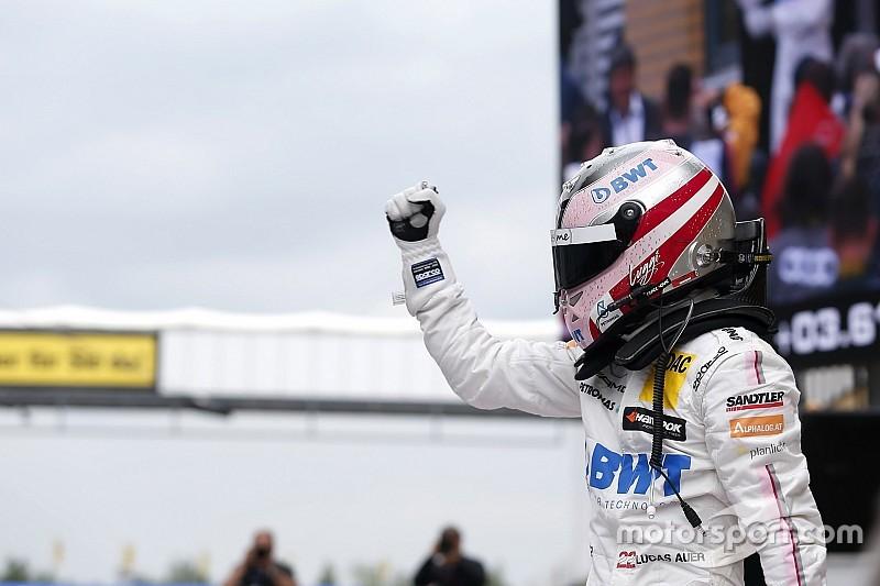 DTM 2017: Gesamtwertung nach dem 4. von 18 DTM-Saisonrennen