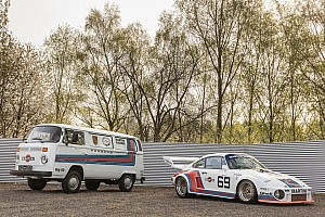 Automotive Nostalgia Amazing Porsche 935 and matching support van for sale
