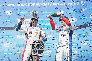 WTCC Réactions Un début de saison sur une note élevée pour le Sébastien Loeb Racing