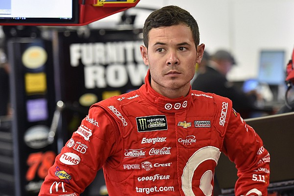 NASCAR Cup Breaking news Chip Ganassi to allow Larson to run Knoxville Nationals main event