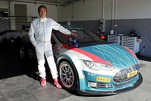 "EGT Ultime notizie Così Frentzen ha ""approvato"" la nuova Tesla da corsa!"