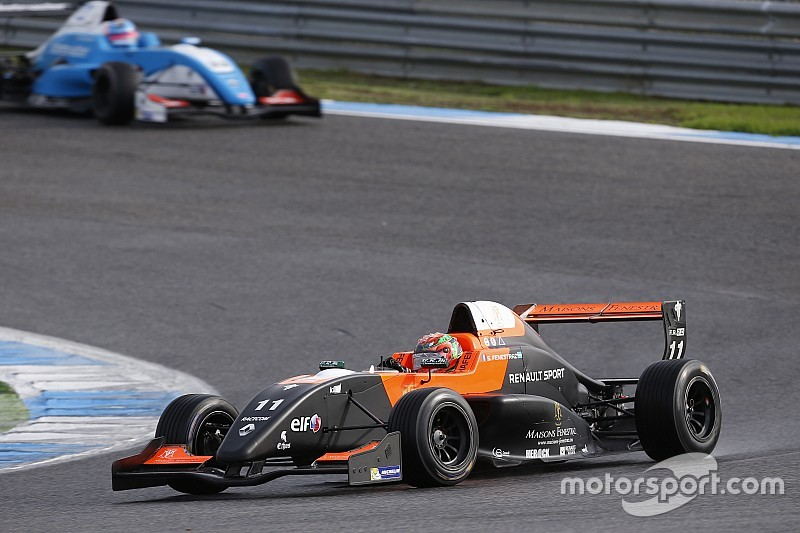 Estoril Eurocup: Fenestraz wins final race of the season