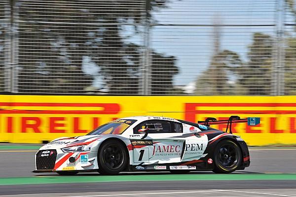 Emery undergoes surgery following Aus GT crash