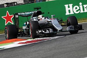 Formula 1 Breaking news Lack of running on mediums no handicap for Hamilton - Wolff