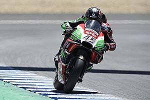 MotoGP Actualités Aprilia : Redding se sent menacé, mais tente de garder espoir