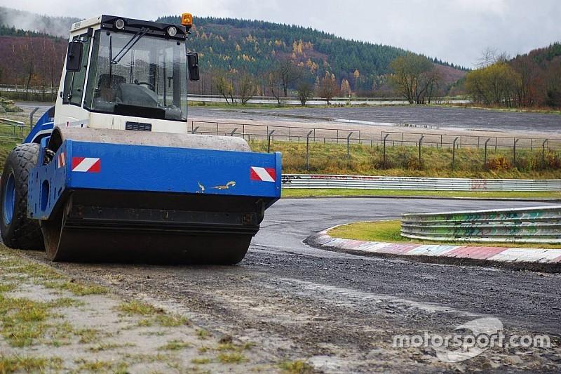 Nürburgring-Nordschleife: Neuer Asphalt und neue Zäune