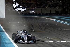 Formule 1 Réactions Dernier vainqueur de la saison, Bottas espère