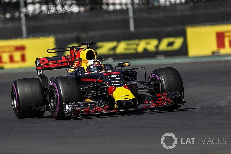 Ricciardo: Classificação foi meu ponto fraco em 2017