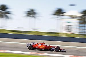 Formule 1 Résumé d'essais Vettel boucle les essais d'Abu Dhabi en tête