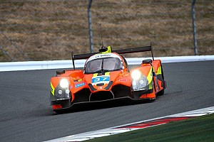 Asian Le Mans Qualifying report Derani claims Asian Le Mans Series pole at Fuji