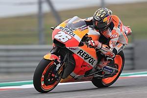 MotoGP Réactions Pedrosa : Un week-end douloureux qui