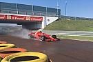 Pirelli prueba con Ferrari en Fiorano