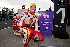 Supercars Race report Phillip Island Supercars: McLaughlin runs down Whincup in Race 1