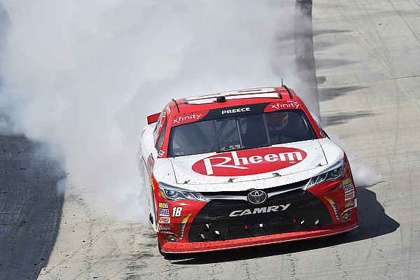 NASCAR XFINITY Noticias Ryan Preece gana en Bristol  y 100 mil dólares