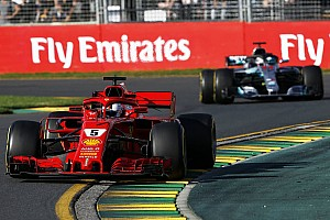 Fórmula 1 Galería Galería: las mejores fotos del Gran Premio de Australia de F1