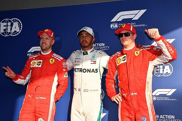 Fórmula 1 Resultados La parrilla de salida del GP de Australia