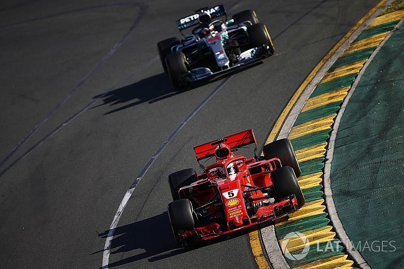 Mercedes cree que Ferrari ha igualado su potencia de motor