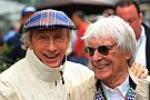 F1 Ecclestone aconseja una Fórmula 1 eléctrica