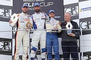 Clio Cup Italia Gara Simone Di Luca centra il primo successo stagionale al Mugello