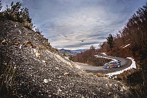 WRC Leg звіт Ралі Монте-Карло: Ож'є знову підпустив Тянака