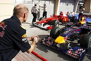 F1 Artículo especial Todas las creaciones de Adrian Newey