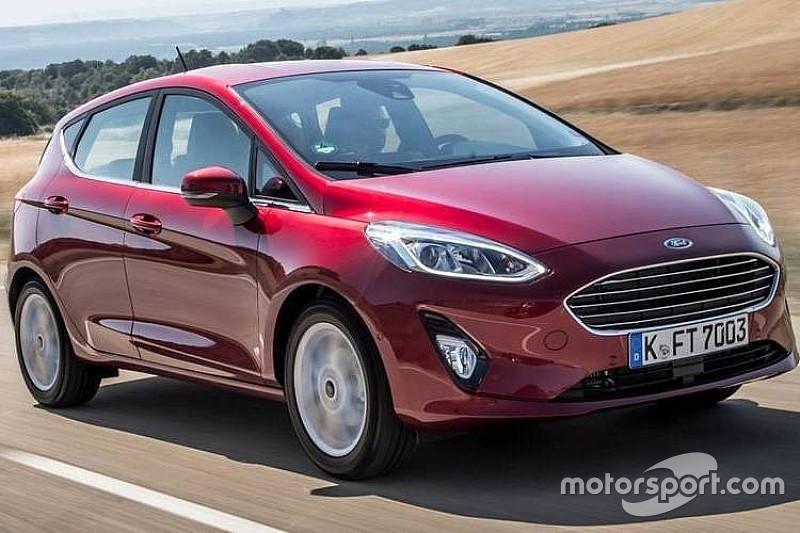Novo Ford Fiesta tem patente registrada no Brasil