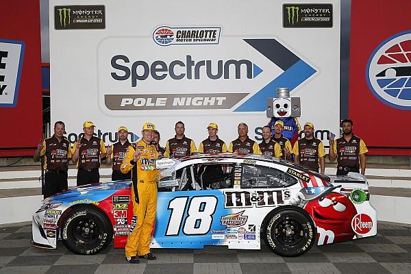 NASCAR Sprint Cup Galería Coke 600: Alineación inicial en imágenes