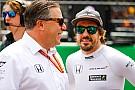 McLaren: Kami antusias hadapi F1 2018
