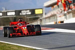Formula 1 Breaking news Raikkonen: Ferrari masih bisa lebih kencang