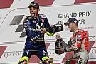 """Rossi: """"El objetivo es no hacer carreras de mierda como el año pasado"""""""