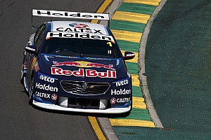 Supercars Qualifying report Albert Park Supercars: McLaughlin, Whincup lock out poles