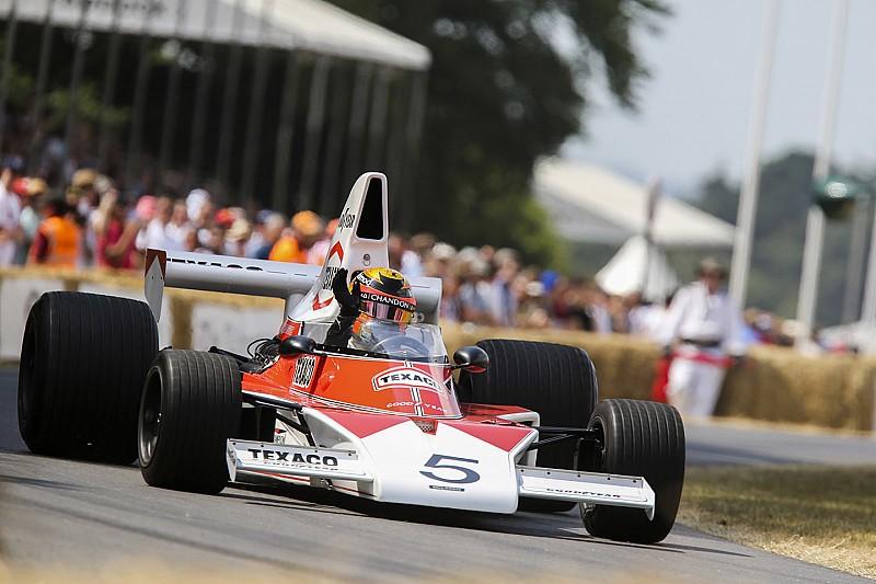 Vandoorne over rit in McLaren van Fittipaldi: