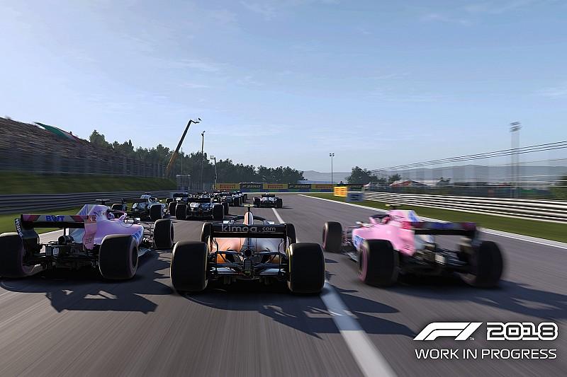 F1 2018 - Une nouvelle vidéo présente le mode R&D