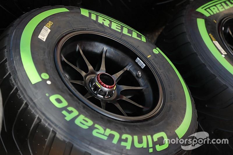 Test Pirelli: oggi al Paul Ricard Norris si dedica allo sviluppo delle gomme intermedie