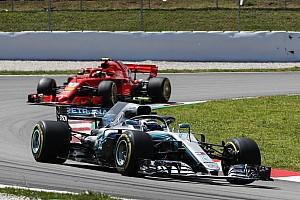 Formel 1 News Wieso Bottas nicht an die Trendwende gegen Ferrari glaubt
