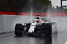 """Forma-1 Williams: """"Kubica semmilyen nyomást nem jelent a versenyzőinkre"""""""