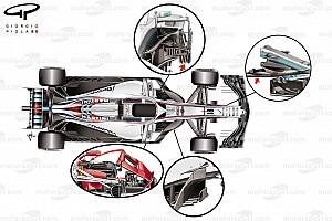 Fórmula 1 Análise Quais as maiores tendências de design da F1 em 2018?